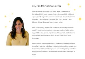 Christina Luton