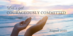 Courageously Committed Christina Luton